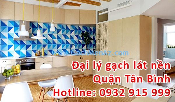 Đại lý gạch lát nền, gạch ốp tường tại Quận Tân Bình