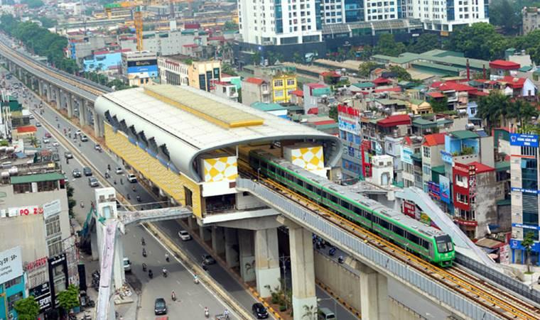 Những điều chưa biết về tuyến đường sắt Cát Linh - Hà Đông