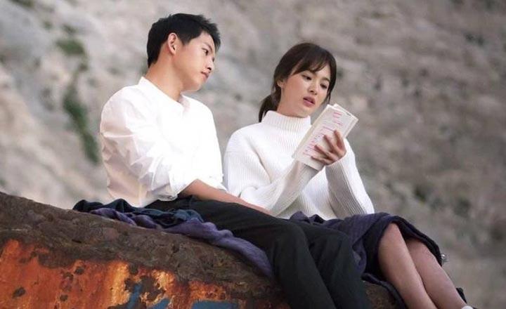 Choáng ngợp trước nhà triệu đô của Song Joong Ki - Song Hye Kyo