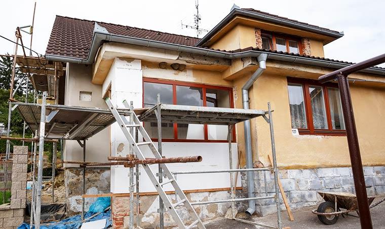 Mua nhà sửa chữa không phép, giữ không được bán cũng chẳng xong (P1)