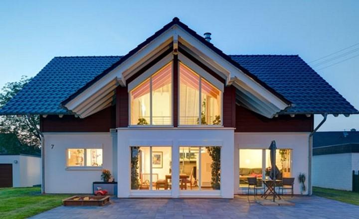 Những ngôi nhà xây lắp tự động chỉ trong 10 phút