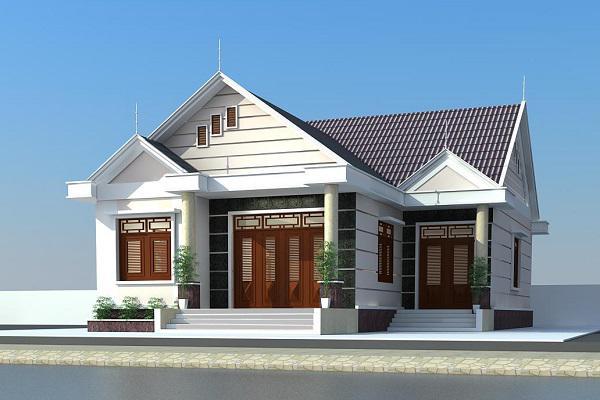 Những mẫu nhà cấp 4 đẹp 100m² chỉ với 350 - 400 triệu đồng cho mọi gia đình