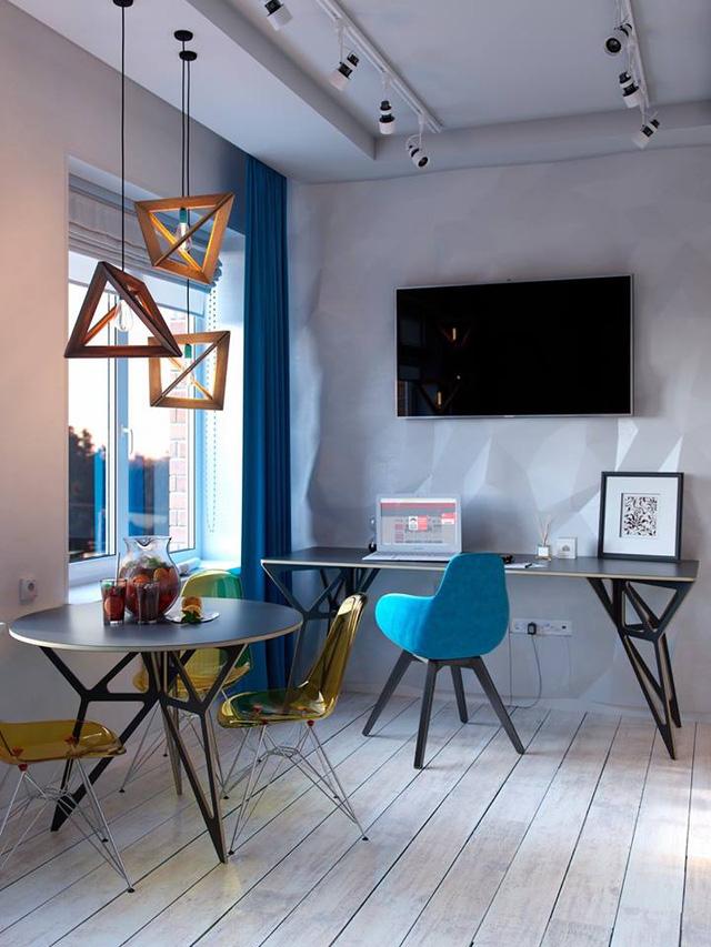 Đột nhập căn hộ hơn 30m2 với thiết kế siêu thông minh