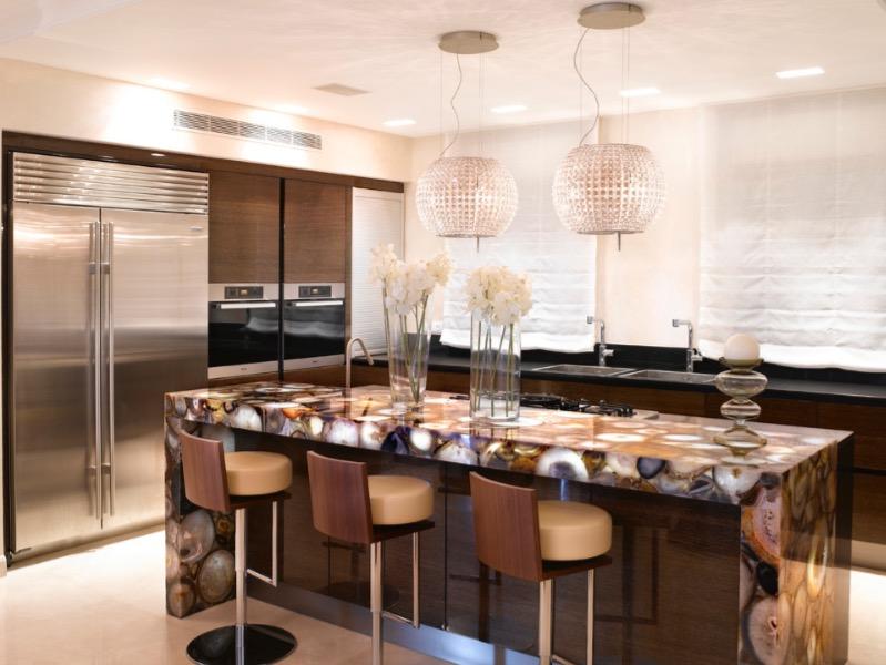 30 ý tưởng bàn bếp mới và hiện đại
