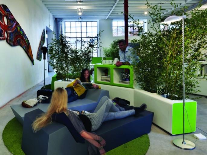 Những cách bố trí nội thất, không gian cho văn phòng hợp phong thuỷ