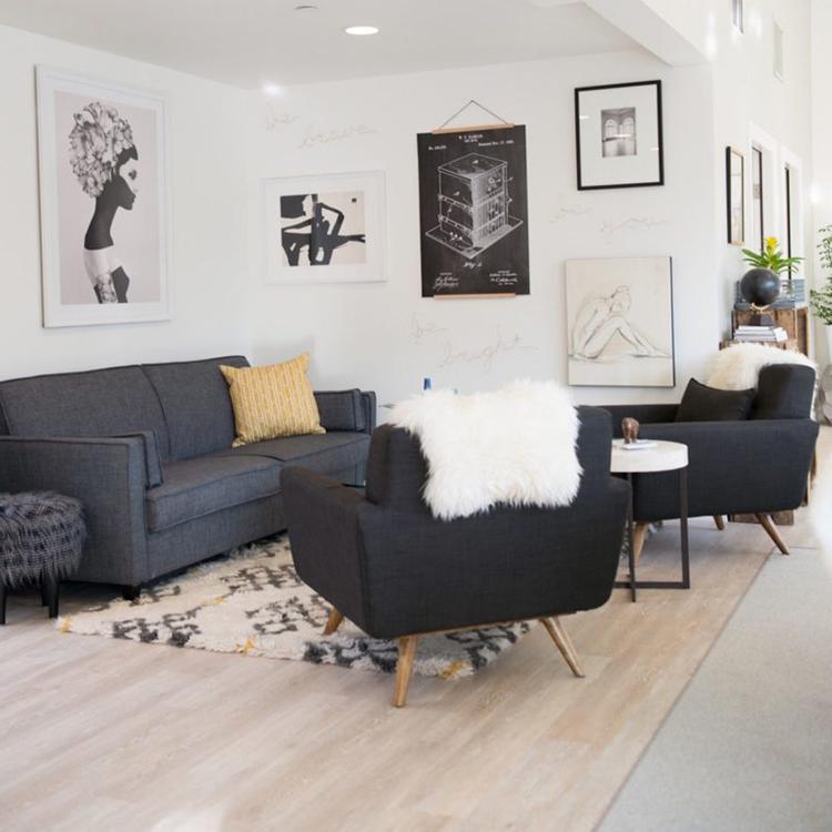 Thiết kế nội thất dành cho phái đẹp