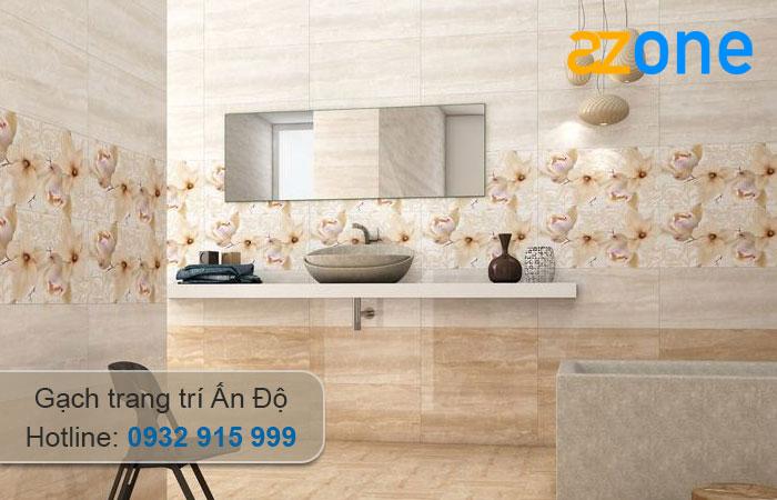 Gạch trang trí Ấn Độ -  xu hướng cho công trình cao cấp