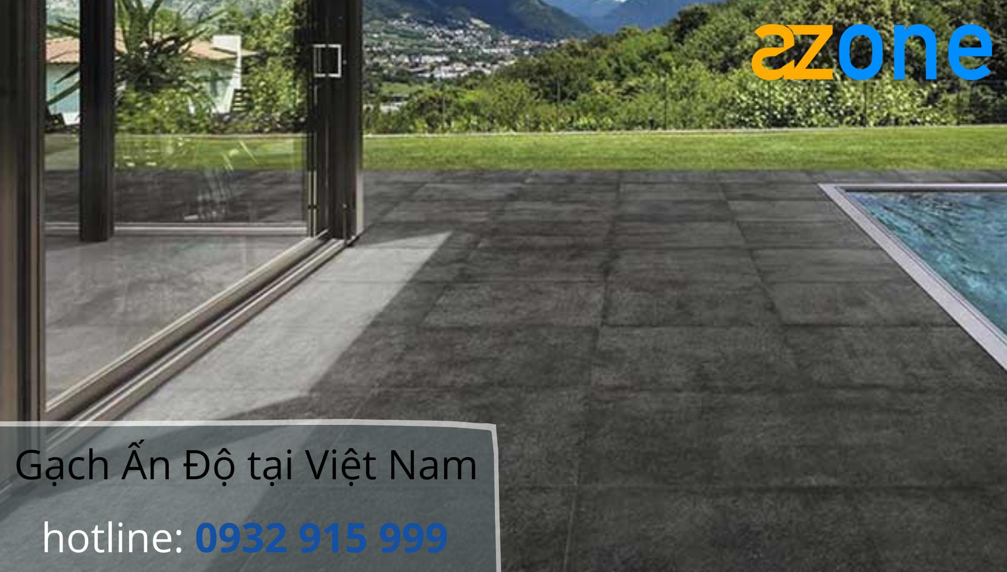 Vì sao gạch Ấn Độ lại được yêu thích ở Việt Nam ?