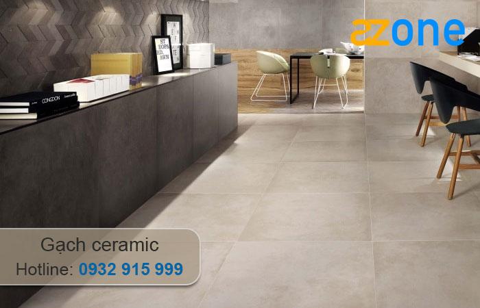 Gạch ceramic sản phẩm ốp lát phổ biến hiện nay