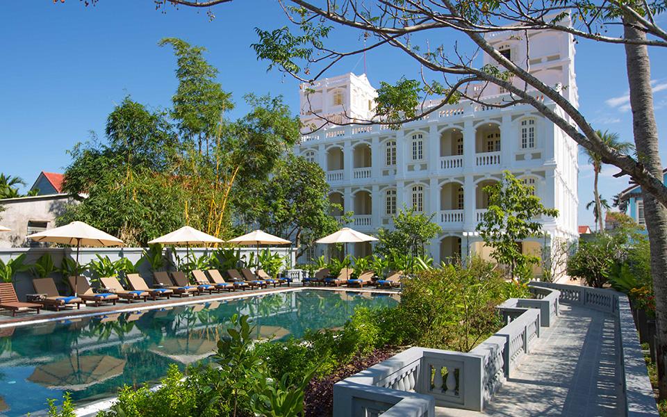 Garden Palace Hotel & Spa, Hội An