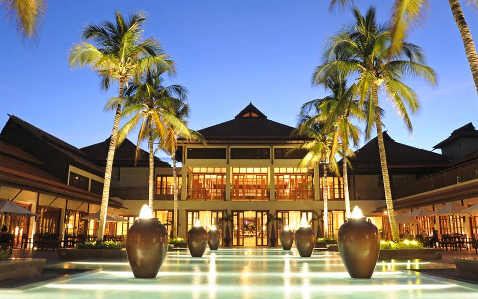 Lavabo đồng, Furama resort Đà Nẵng