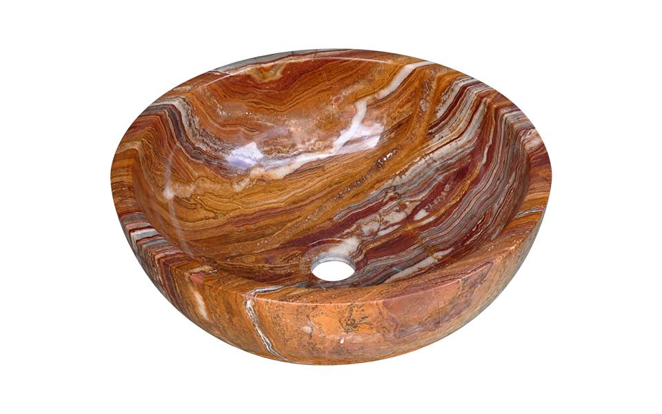 Lavabo đá tự nhiên Kanly ONY13