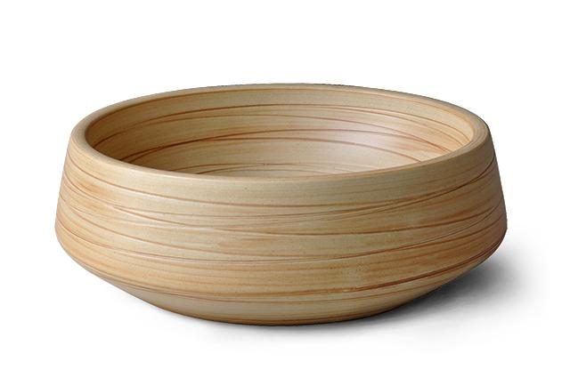 lavabo sứ để bàn Kanly SU008