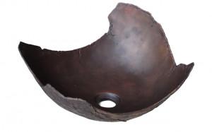 Chậu rửa bằng đồng Kanly BS-022