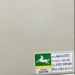 Bạch Mã 400x400 HG4000