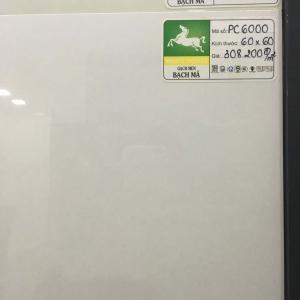 Gạch Bạch Mã 600x600mm PC6000