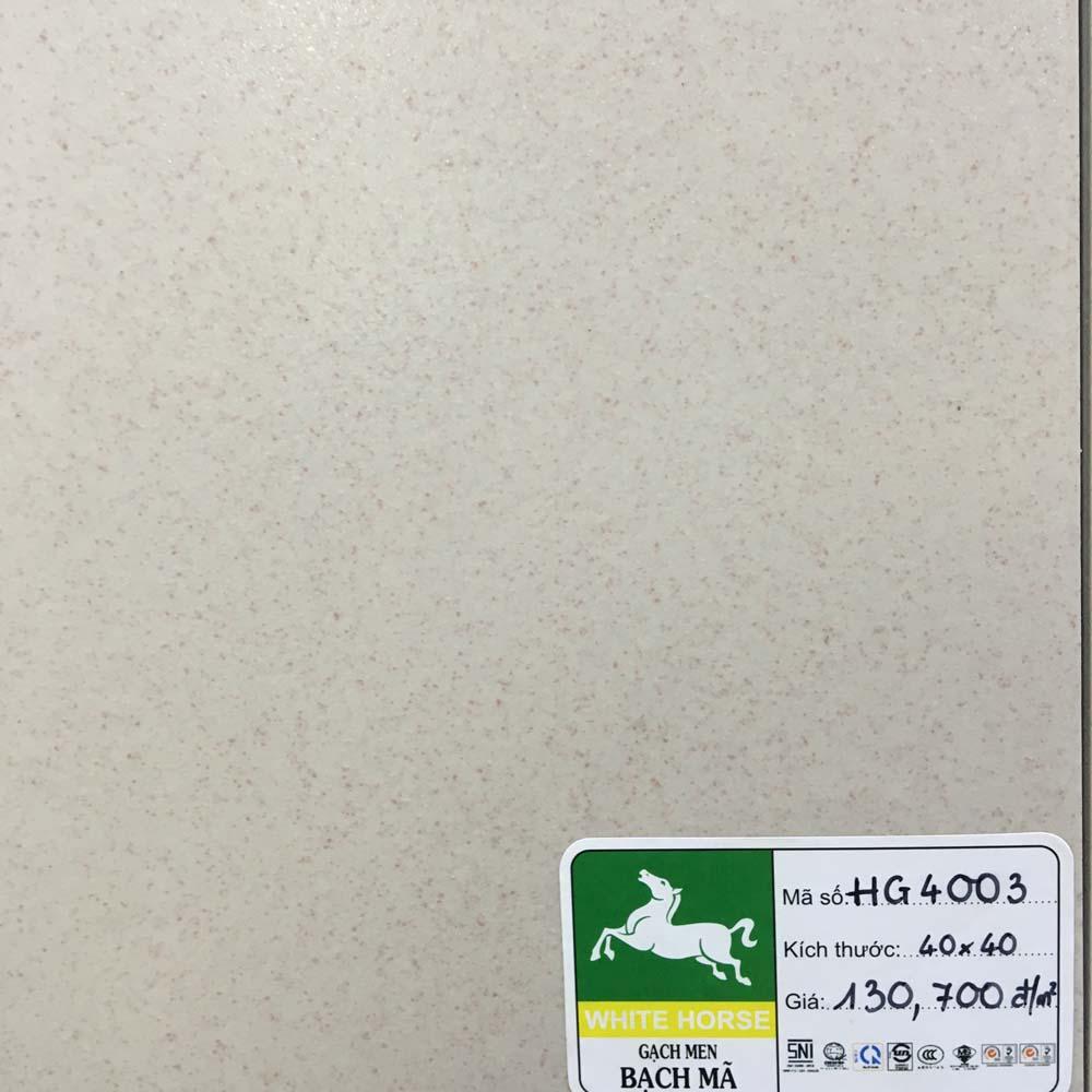 Gạch Bạch Mã 400mmX400mm HG4003