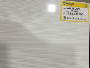 Gạch Bạch Mã 300mmX600mm WG36009
