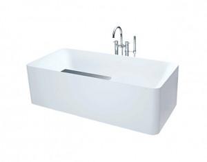 Bồn tắm Toto nhựa FRP cao cấp đặt sàn PJY1704HPWE#MW