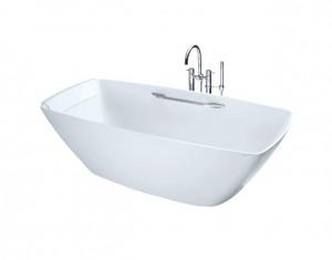 Bồn tắm Toto nhựa FRP cao cấp đặt sàn PJY1804HPWE#MW/NTP011E