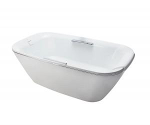 Bồn tắm Toto nhựa FRP cao cấp đặt sàn NEOREST PJY1886HPWMNE#GW