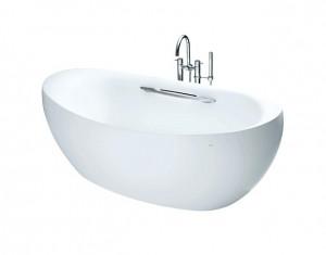 Bồn tắm Toto nhựa FRP cao cấp đặt sàn PJY1814HPWE#MW