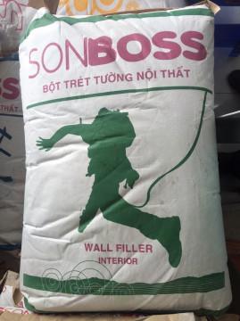 Boss Bột trét tường nội thất