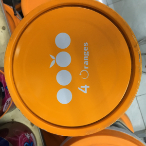 Sơn  CLEAR MAXIMUM 5L  pha màu