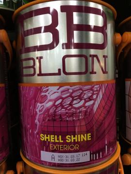 Sơn  bóng nhẹ SHELL SHINE 5 lÍT