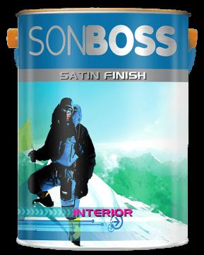 SƠN PHỦ NỘI THẤT SONBOSS SATIN FINISH INTERIOR