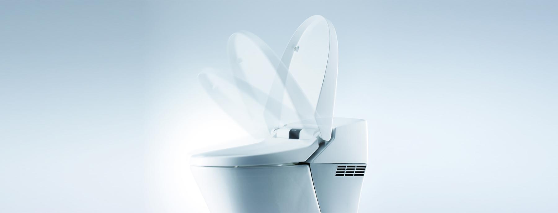 Công nghệ Shower Toilet
