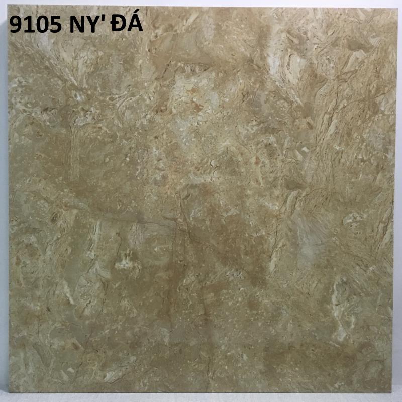 Gạch Bạch Mã 600mmx600mm ĐÁ 9105 NY'