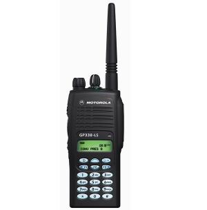 Máy bộ đàm Motorola GP338 VHF - Pin Lithium Ion 1500mAh