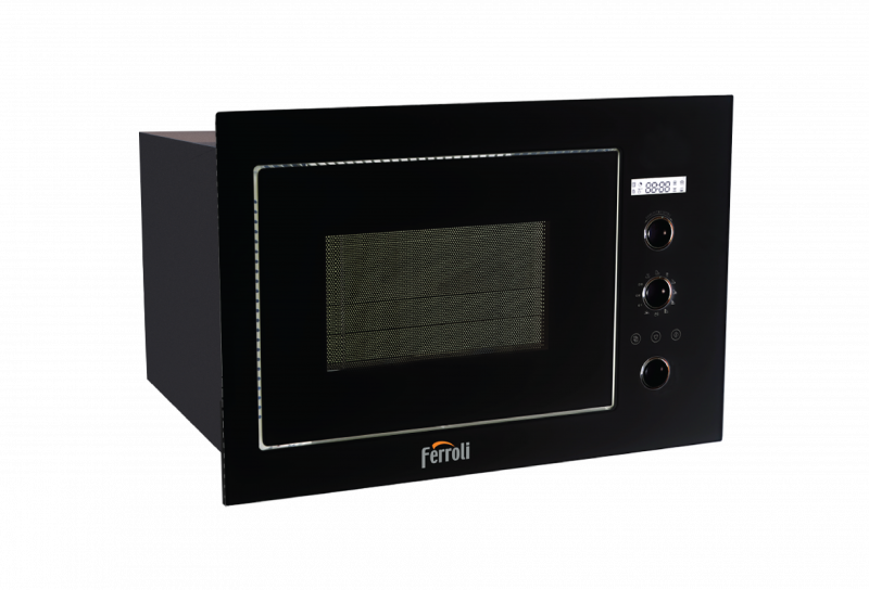 Lò nướng tích hợp vi sóng FO-2514B Ferroli
