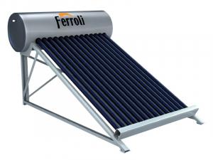 Bình năng lượng mặt trời dạng ống ECOSUN Ferroli