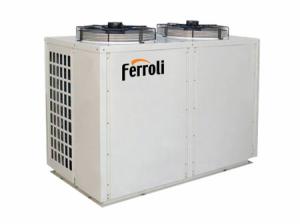 Bình nước nóng heatpump KRSF FERROLI