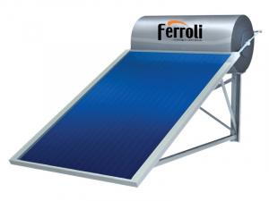 Bình năng lượng mặt trời dạng tấm ECOSTOP Ferroli