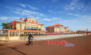 Trung tâm hành chính Phước Long - Bình Phước