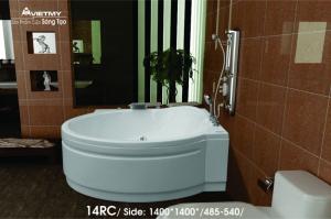 Bồn tắm góc Việt Mỹ Model 14RC