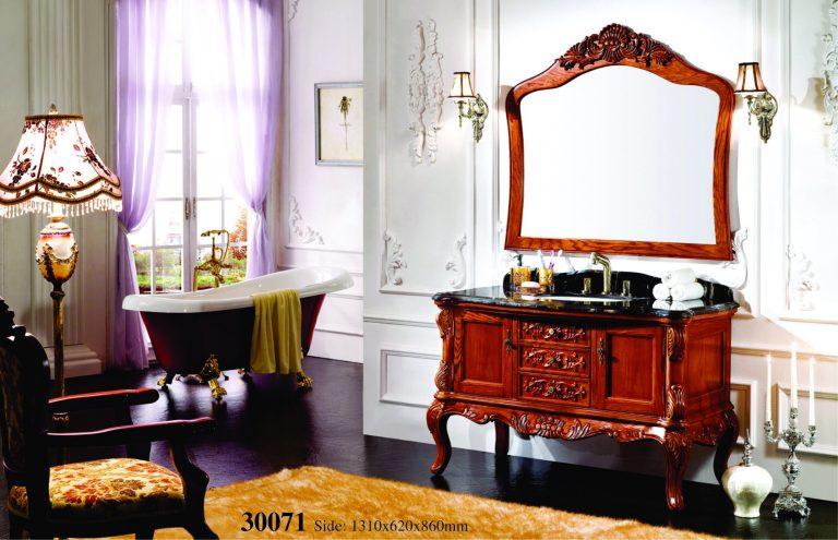 Bộ tủ chậu Bross Việt Mỹ Model 30071